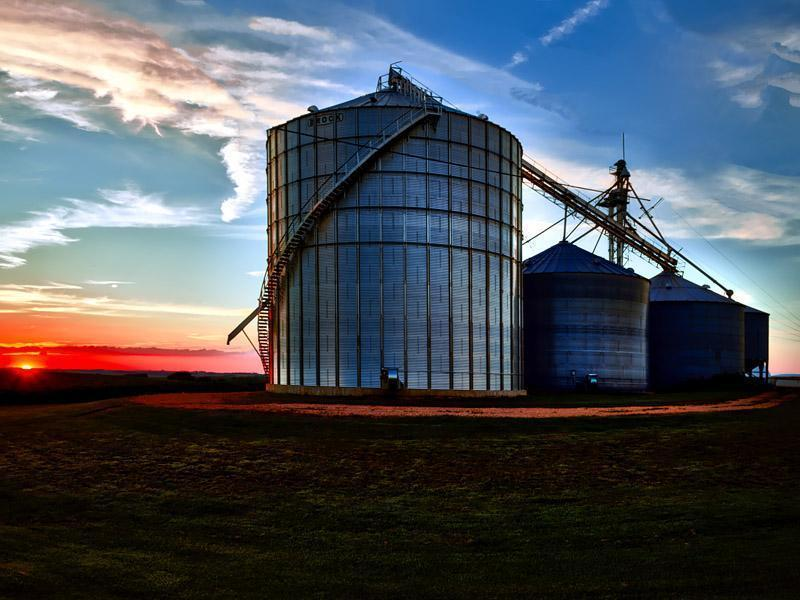 Wisconsin Grain Storage